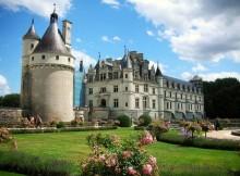 Castillo de Chenonceau Valle del Loira