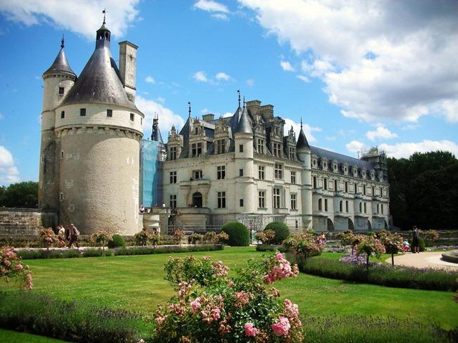 Distance Du Chateau De Nantes Du Centre Ville