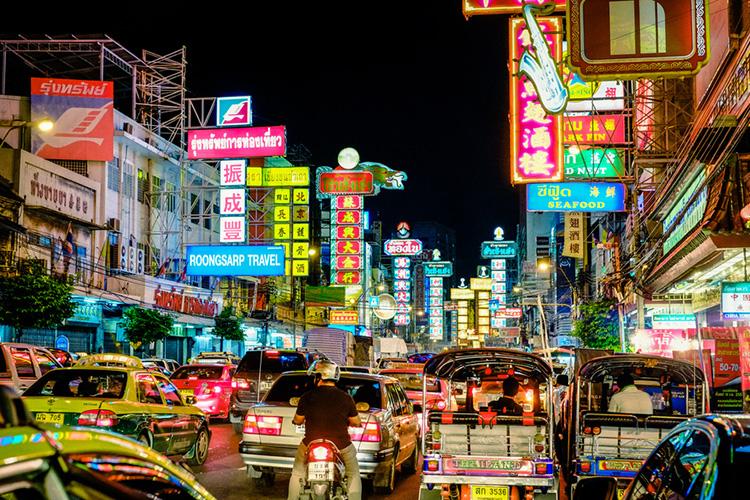 Chinatown-Bangkok-Thailand