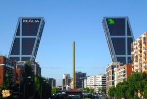 Torres KIO Madrid 2