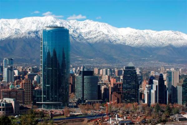 Santiago de chile una ciudad que enamora turistas en viaje for Marmolerias en santiago de chile